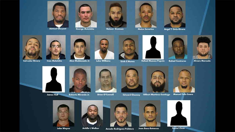 VIDEO: Drug ring busted in Berks, Schuylkill Counties