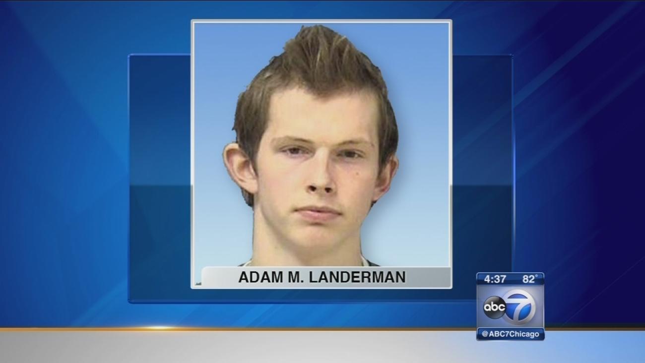 Double murder trial starts for son of Joliet cop