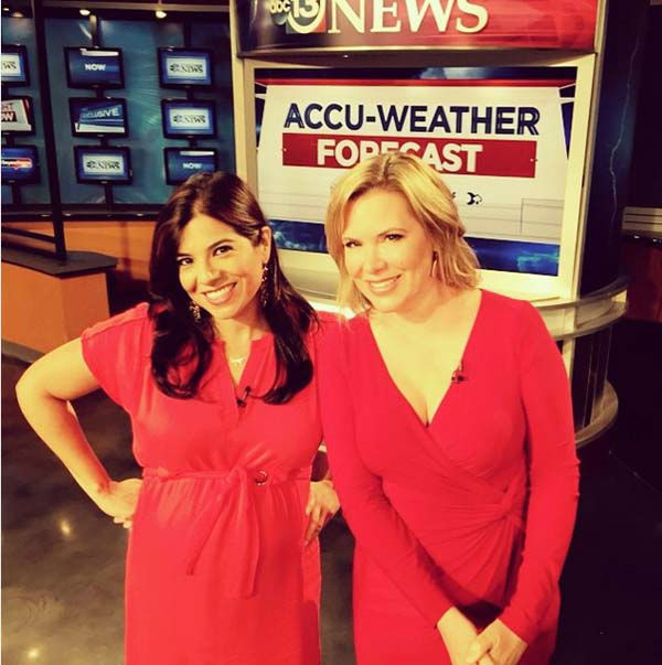 """<div class=""""meta image-caption""""><div class=""""origin-logo origin-image none""""><span>none</span></div><span class=""""caption-text"""">Patricia and Casey in red! (KTRK Photo)</span></div>"""