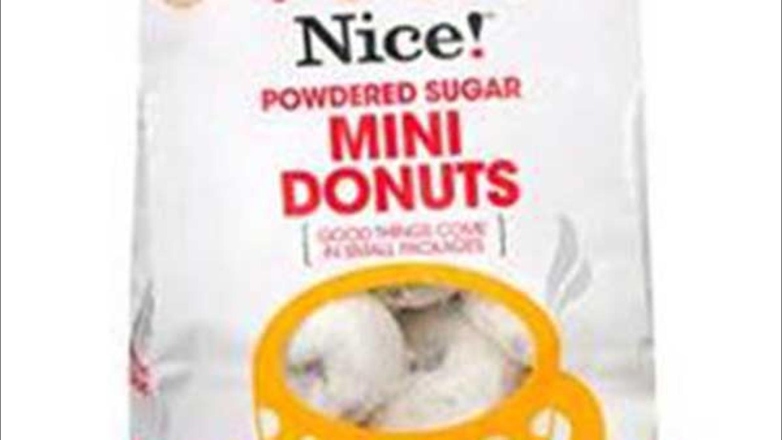 Walgreens recalls mini powdered doughnuts due to mold