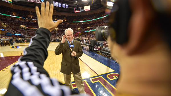 "<div class=""meta image-caption""><div class=""origin-logo origin-image none""><span>none</span></div><span class=""caption-text"">ABC7 News reporter Mike Shumann takes his cue from Abe Mendoza during a pre-game live hit on Tuesday, June 9, 2015 in Cleveland, Ohio. (KGO-TV)</span></div>"