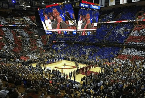 "<div class=""meta image-caption""><div class=""origin-logo origin-image none""><span>none</span></div><span class=""caption-text"">Usher sings the National Anthem on Game 4 of the NBA Finals Thursday, June 11, 2015 in Cleveland, Ohio. (KGO-TV)</span></div>"