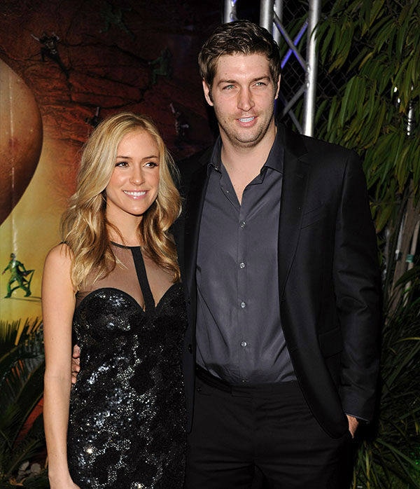 "<div class=""meta image-caption""><div class=""origin-logo origin-image none""><span>none</span></div><span class=""caption-text"">Kristin Cavallari and Jay Cutler arrive at the Cirque du Soleil 'OVO' Celebrity Opening Night Gala at Santa Monica Pier on January 20, 2012 in Santa Monica, Calif. (Getty)</span></div>"