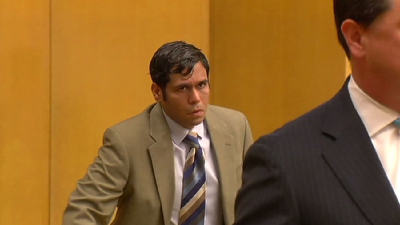 Enrique Pearce, 41, appeared at a pre-trial conference in San Francisco on Friday, June 12, 2015