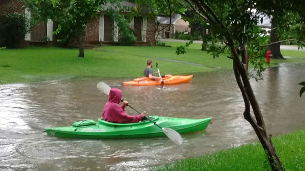 """<div class=""""meta image-caption""""><div class=""""origin-logo origin-image none""""><span>none</span></div><span class=""""caption-text"""">Heavy rain has caused flooding in parts of Brazoria, Harris, Galveston and Chambers counties.</span></div>"""