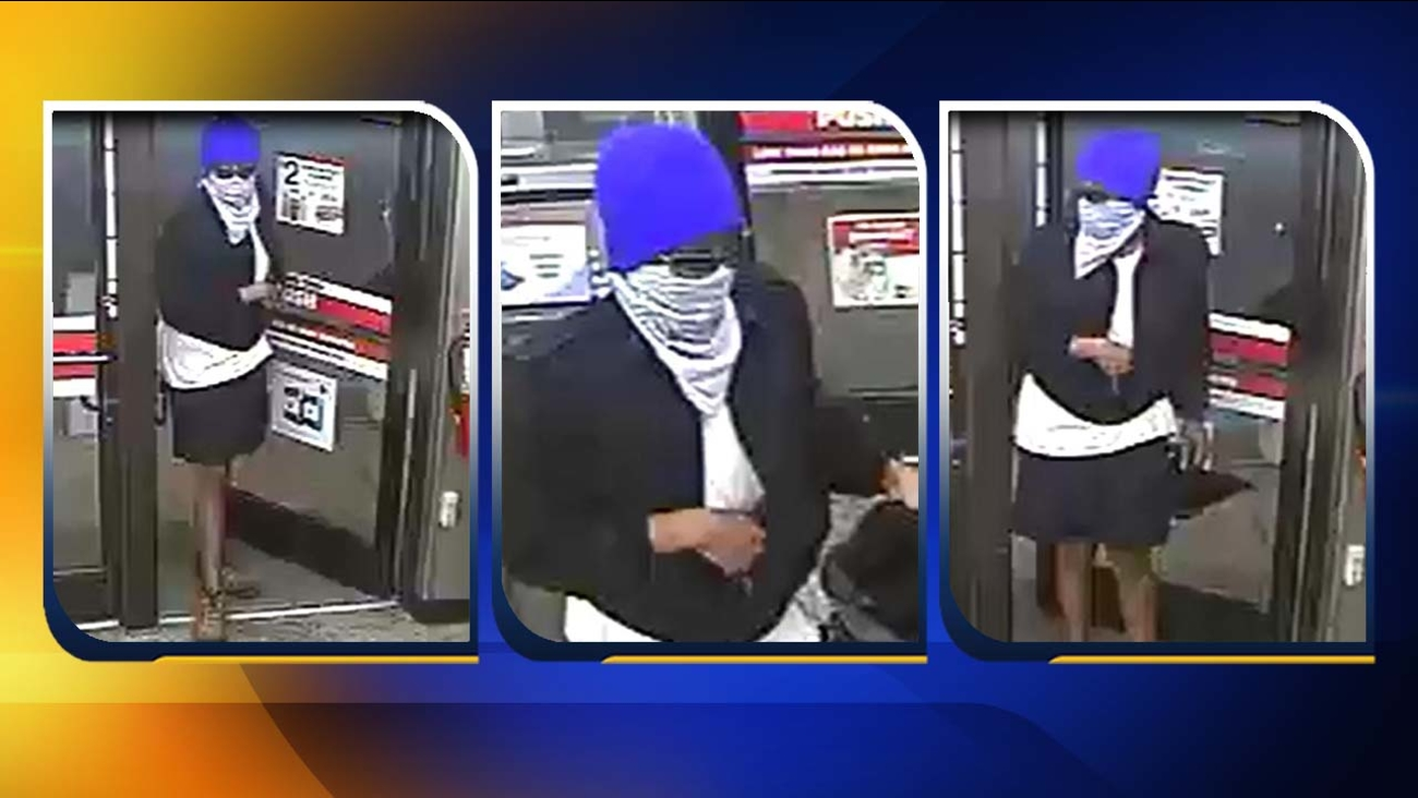 Police need help identifying a person accused of robbing three convenience stores on major roads in Fayetteville.
