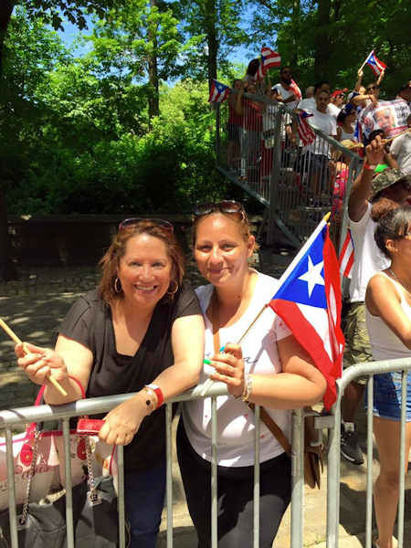 """<div class=""""meta image-caption""""><div class=""""origin-logo origin-image none""""><span>none</span></div><span class=""""caption-text"""">Hundreds of thousands of people packed New York's Fifth Avenue Sunday for the Puerto Rican Day parade.</span></div>"""