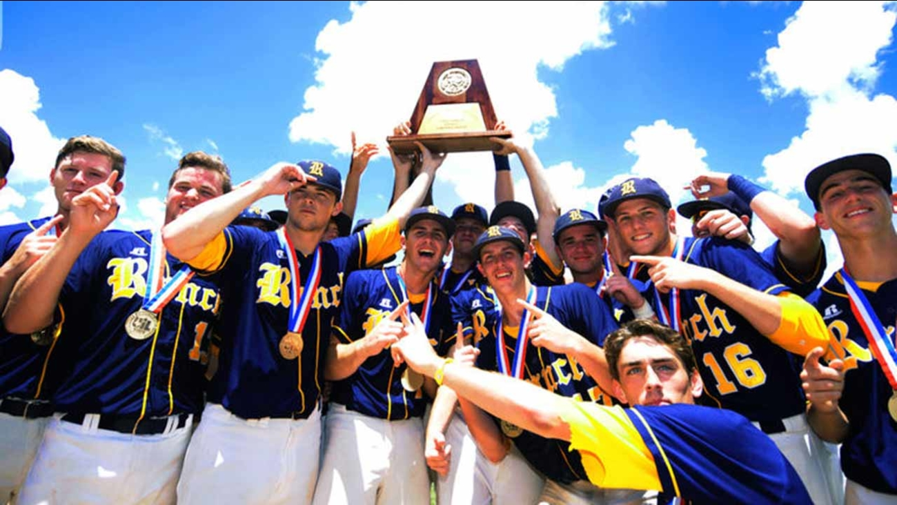 Cy Ranch wins 6A state championship