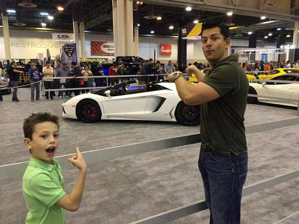 "<div class=""meta image-caption""><div class=""origin-logo origin-image none""><span>none</span></div><span class=""caption-text"">Erik Barajas and his son at a car show (KTRK Photo)</span></div>"