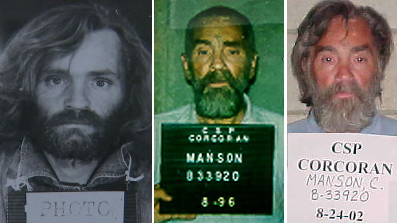 MUGSHOTS: Charles Manson, his followers convicted in Tate