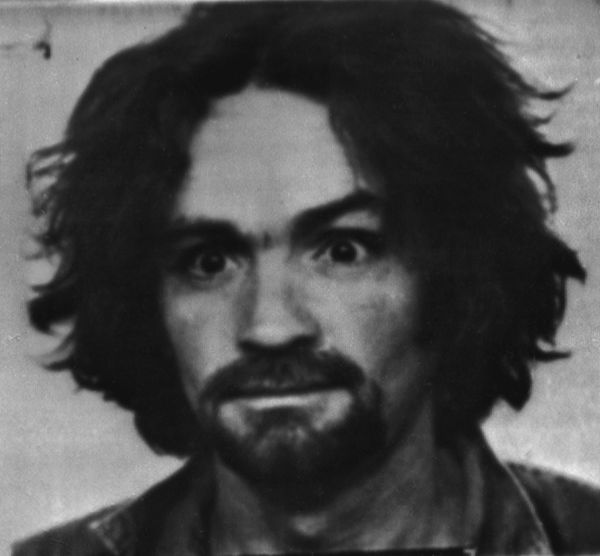 """<div class=""""meta image-caption""""><div class=""""origin-logo origin-image none""""><span>none</span></div><span class=""""caption-text"""">Infamous cult leader Charles Manson is seen in this 1969 mugshot. (AP Photo)</span></div>"""