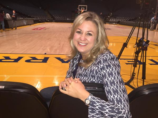 "<div class=""meta image-caption""><div class=""origin-logo origin-image none""><span>none</span></div><span class=""caption-text"">Amy Hollyfield shows how close a $15 ticket can get you for the Oracle Arena watch party, on Monday, June 15, 2015. (KGO-TV)</span></div>"
