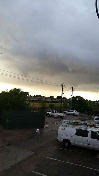 """<div class=""""meta image-caption""""><div class=""""origin-logo origin-image none""""><span>none</span></div><span class=""""caption-text"""">These are photos our viewers sent into Eyewitness News Monday, June 15 of the calm before the storm</span></div>"""