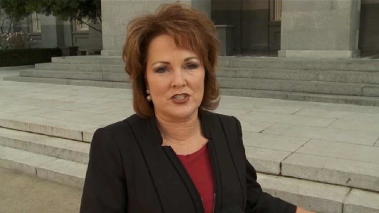 Assemblywoman Shannon Grove (R-Bakersfield) is seen in this photo.