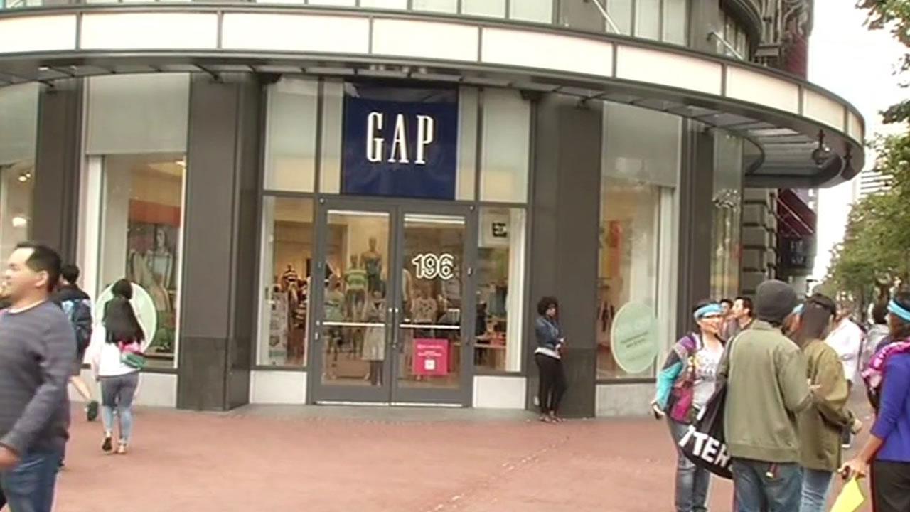gap store near me