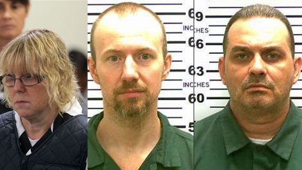 joyce mitchell david sweat richard matt