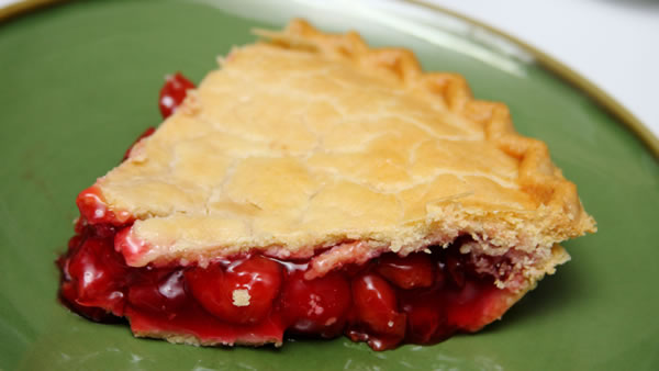 """<div class=""""meta image-caption""""><div class=""""origin-logo origin-image """"><span></span></div><span class=""""caption-text"""">February 20- Cherry Pie Day:  This is one of the more delicious holidays, although you shouldn't need an excuse to eat cherry pie. (Sam Howzit/Flickr)</span></div>"""