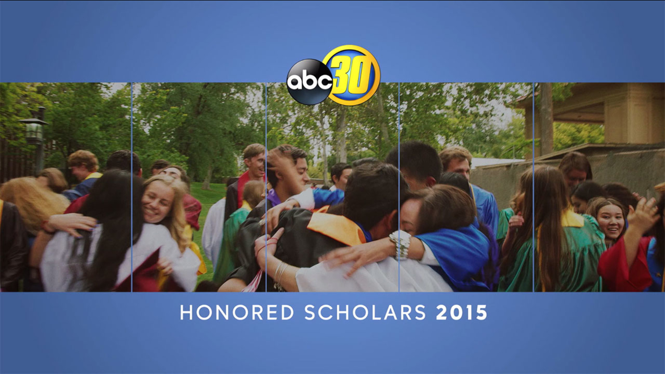 2015 ABC30 Honored Scholars