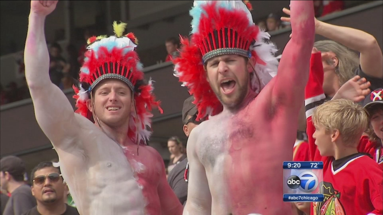Blackhawks Championship Celebration - Part 2