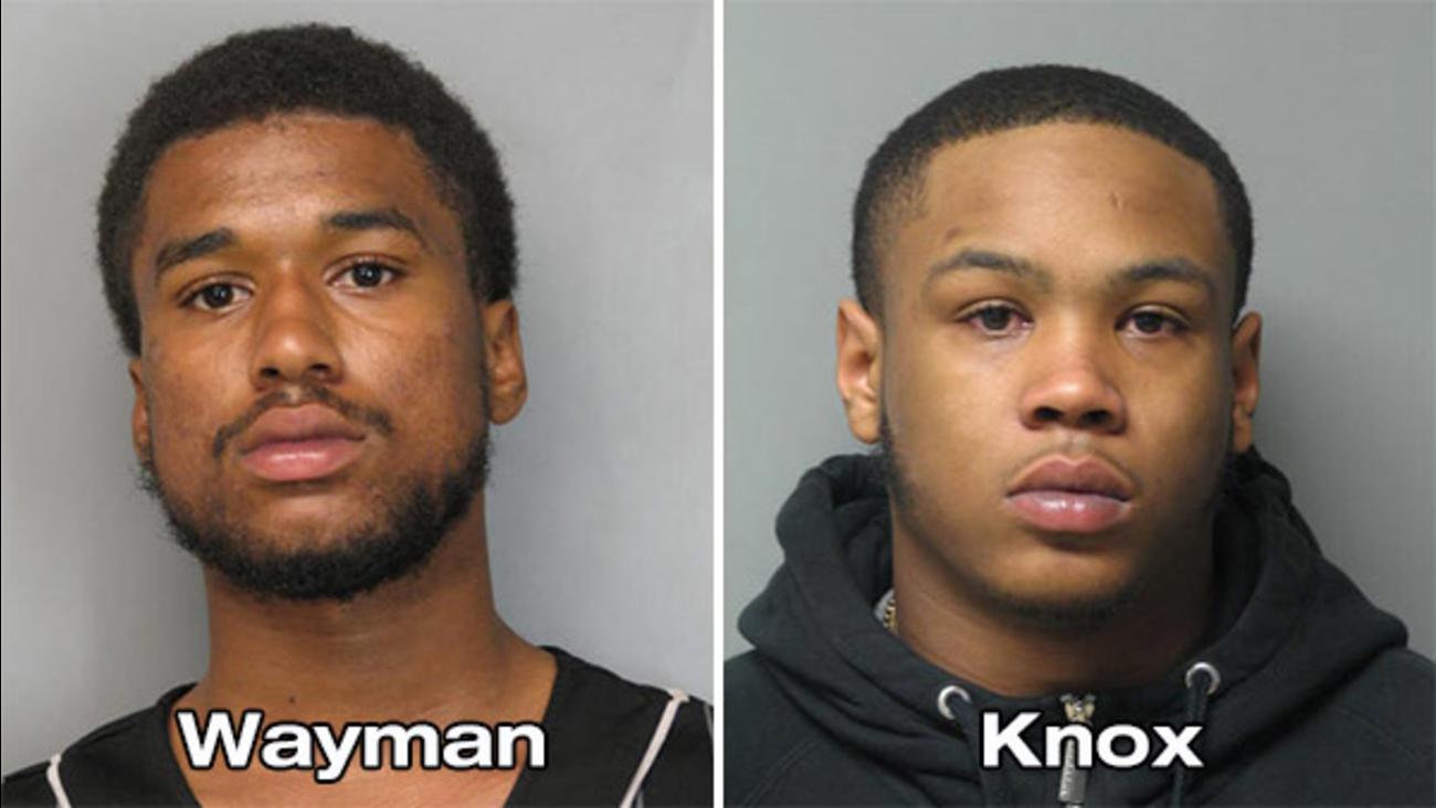 Two men arrested in Delaware illegal drug sale investigation
