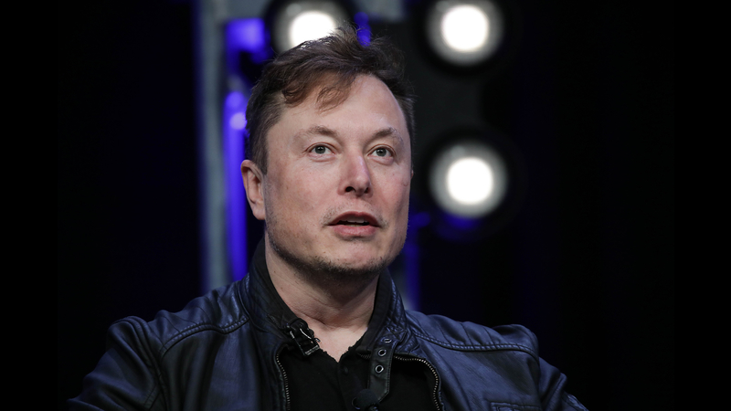 Elon Musk tweeted he took 4 COVID tests in one day - but half were positive  and half were negative - ABC7 Los Angeles