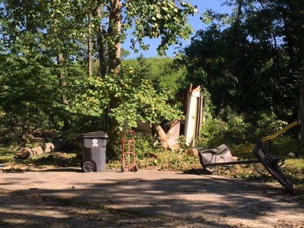 "<div class=""meta image-caption""><div class=""origin-logo origin-image wtvd""><span>WTVD</span></div><span class=""caption-text"">Strong storms left a large clean-up in parts of Wake County.</span></div>"