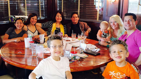 "<div class=""meta image-caption""><div class=""origin-logo origin-image none""><span>none</span></div><span class=""caption-text"">Erik Barajas and his family out to dinner (KTRK Photo)</span></div>"