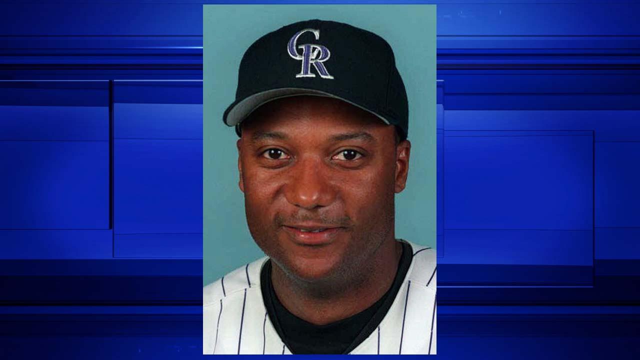 Former Major League Baseball player Darryl Hamilton