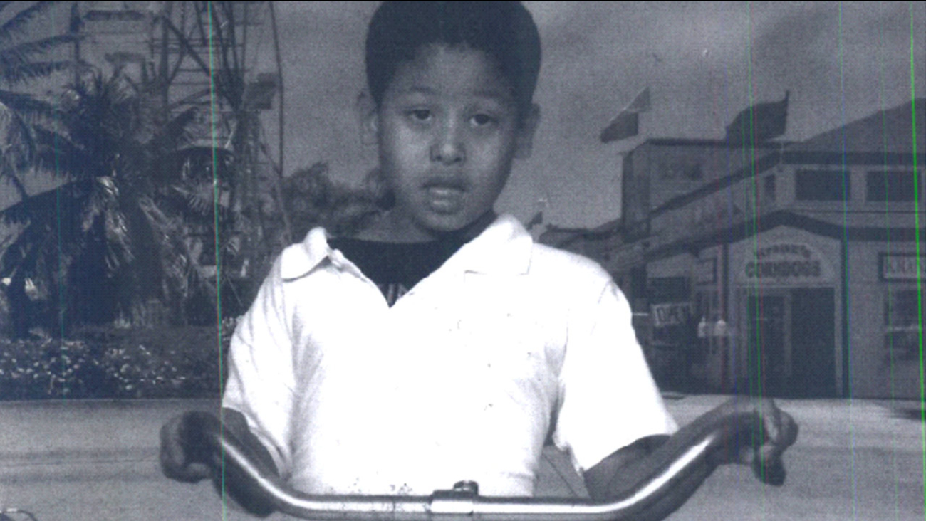 Kylan Smith is seen in this photo provided by LAPD.