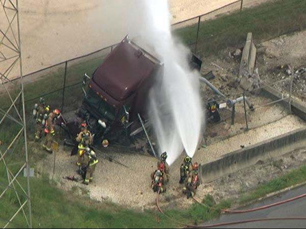 "<div class=""meta image-caption""><div class=""origin-logo origin-image none""><span>none</span></div><span class=""caption-text"">A heavy truck accident caused a HazMat spill and forces authorities to shut down all lanes in both directs of Highway 225. (KTRK/Photo)</span></div>"