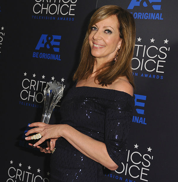 """<div class=""""meta image-caption""""><div class=""""origin-logo origin-image none""""><span>none</span></div><span class=""""caption-text"""">Actress Allison Janney - in the category of television (Richard Shotwell/Invision/AP)</span></div>"""