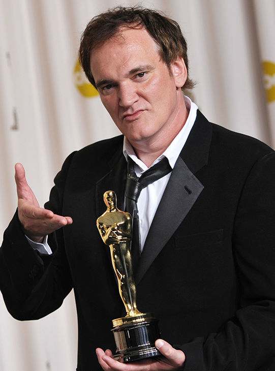 """<div class=""""meta image-caption""""><div class=""""origin-logo origin-image none""""><span>none</span></div><span class=""""caption-text"""">Director/screenwriter/actor Quentin Tarantino - in the category of motion pictures (John Shearer/Invision/AP)</span></div>"""