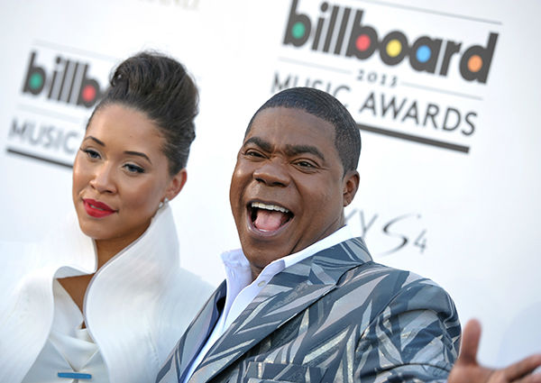 """<div class=""""meta image-caption""""><div class=""""origin-logo origin-image none""""><span>none</span></div><span class=""""caption-text"""">Actor and comedian Tracy Morgan - in the category of television (John Shearer/Invision/AP)</span></div>"""