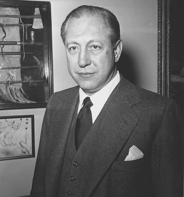 """<div class=""""meta image-caption""""><div class=""""origin-logo origin-image none""""><span>none</span></div><span class=""""caption-text"""">CBS founder William S. Paley (posthumous) - in the category of television (AP Photo)</span></div>"""