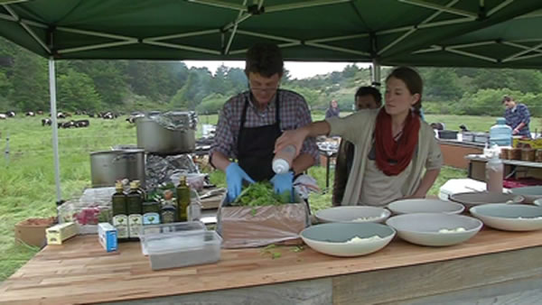 """Outstanding in the Field"" hosts events all over the country, featuring a wide range of chefs."