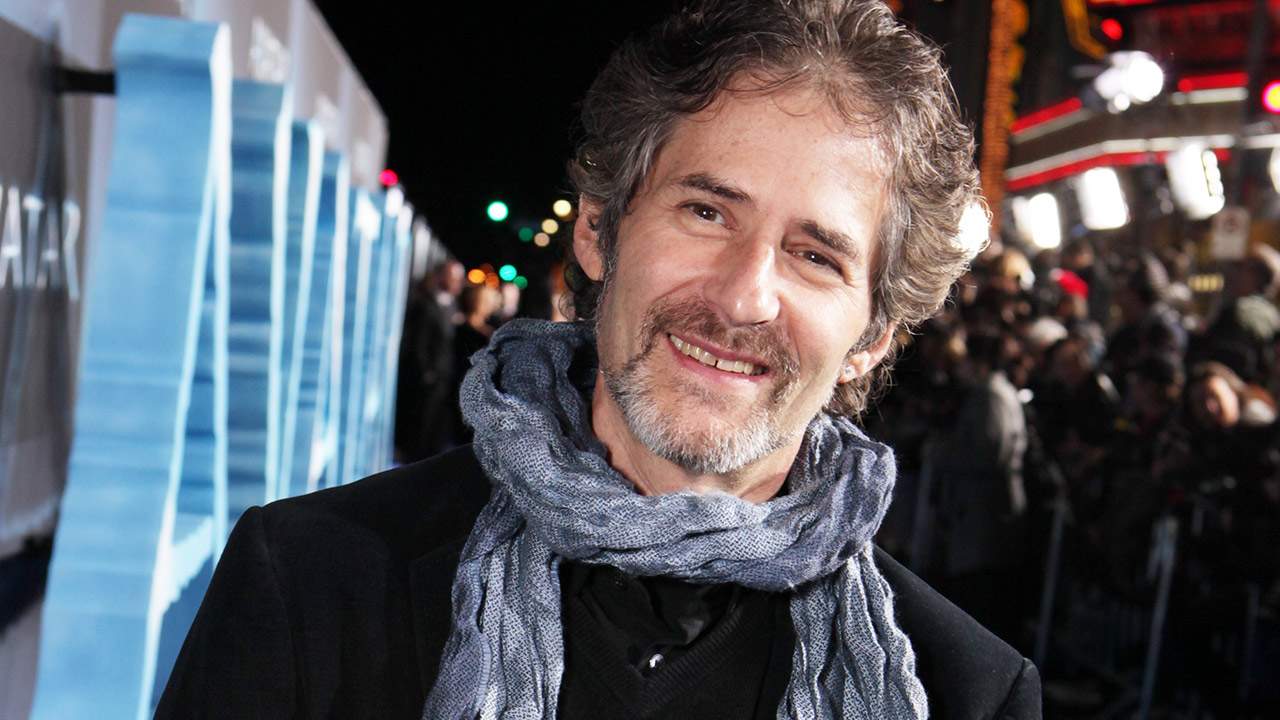 Composer James Horner at 20th Century Fox Los Angeles Premiere of 'Avatar' on December 16, 2009 at Mann's Chinese Theatre in Hollywood, California.