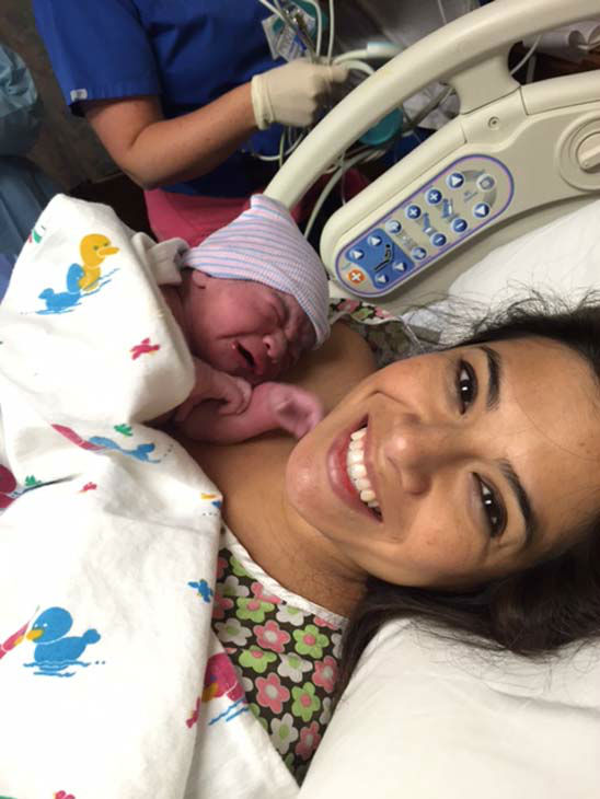 """<div class=""""meta image-caption""""><div class=""""origin-logo origin-image none""""><span>none</span></div><span class=""""caption-text"""">Welcome Baby Alexandra Francisca to the World! She was born on June 22 at 2:36 p.m. and weighed 8 lbs., 3 oz. (KTRK Photo)</span></div>"""