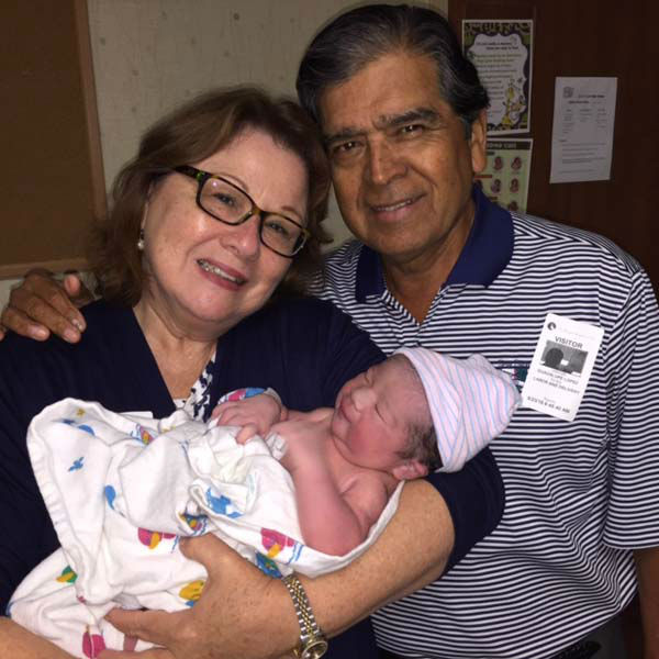 "<div class=""meta image-caption""><div class=""origin-logo origin-image none""><span>none</span></div><span class=""caption-text"">Patricia's parents with their newest granddaughter (KTRK Photo)</span></div>"