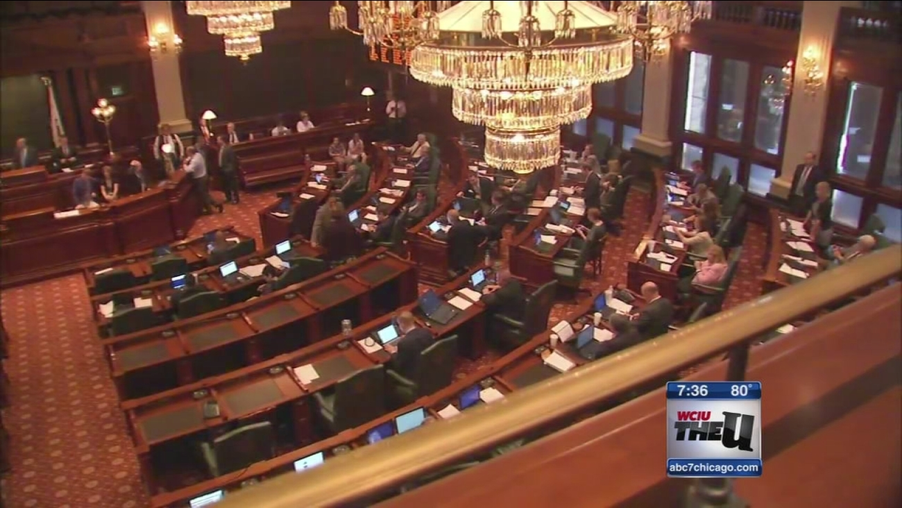 Illinois House fails to pass CPS pension payment extension bill