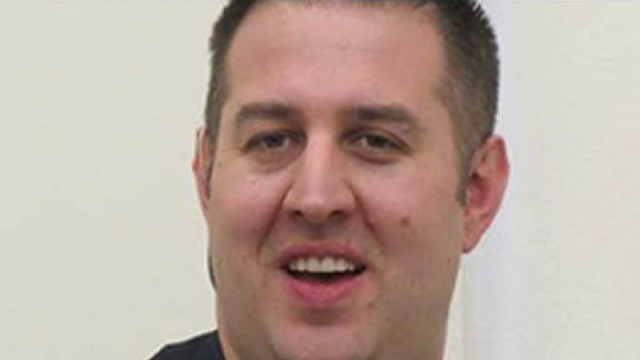 Albany Police Officer Peter O'Connor.