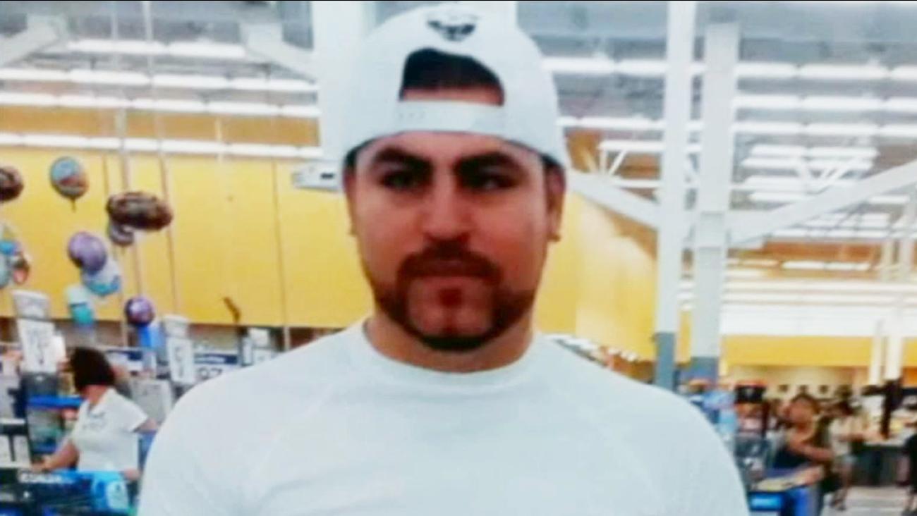 Alvaro Mato-Rizo, 30, of Bell Gardens, is seen in an undated file photo.