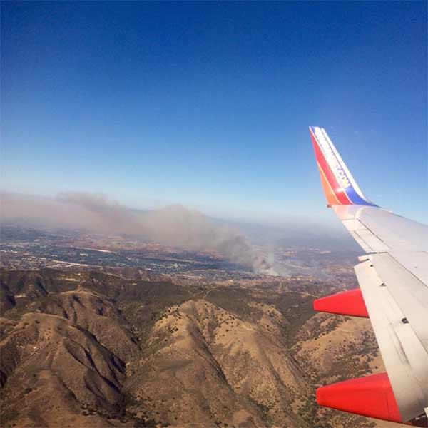 "<div class=""meta image-caption""><div class=""origin-logo origin-image kabc""><span>KABC</span></div><span class=""caption-text"">ABC7 viewer Tanya Darakjian (@tanyadarakjian) sent us this aerial photo of the Calgrove Fire burning in Santa Clarita Wednesday, June 24, 2015. (https://twitter.com/tanyadarakjian)</span></div>"