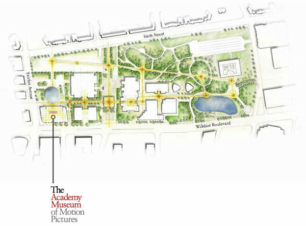 "<div class=""meta image-caption""><div class=""origin-logo origin-image none""><span>none</span></div><span class=""caption-text"">Designed by Pritzker Prize-winning architect Renzo Piano, the Academy Museum will be located next to the L.A. County Museum of Art in the historic Wilshire May Company building. (A.M.P.A.S.)</span></div>"