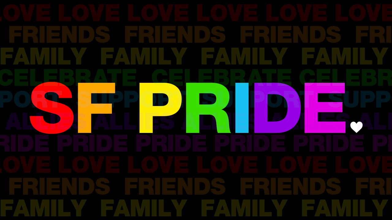 45th annual San Francisco Pride Celebration & Parade