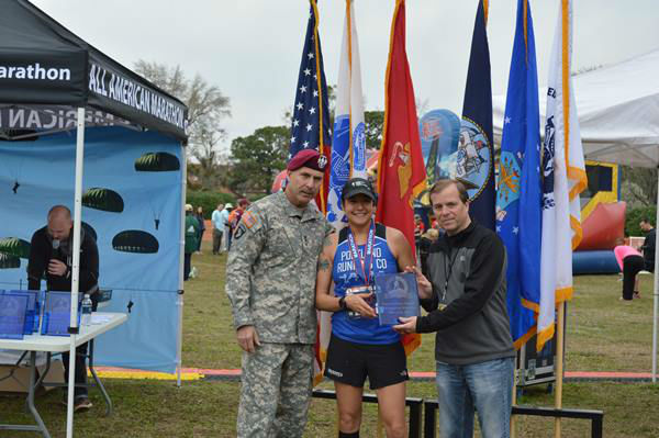"<div class=""meta image-caption""><div class=""origin-logo origin-image none""><span>none</span></div><span class=""caption-text"">Army Reserve Lieutenant Shuana Dool put her marathon training on hold to donate one of her kidney's to a fellow service member</span></div>"