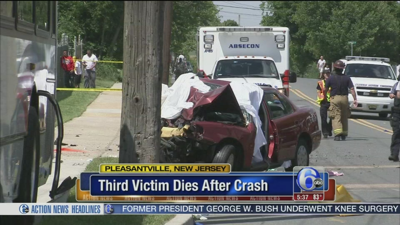 3s Killed In Crash With Nj Bus Idd