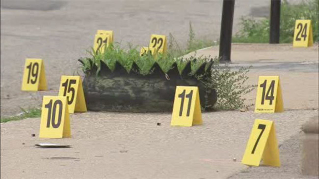 2 critical after shooting in West Oak Lane