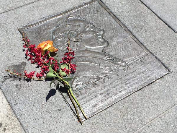 "<div class=""meta image-caption""><div class=""origin-logo origin-image none""><span>none</span></div><span class=""caption-text"">Flowers were laid in front of the Harvey Milk Foundation in San Francisco in celebration of the historic SCOTUS same-sex marriage ruling on Friday, June 26, 2015. (KGO-TV)</span></div>"