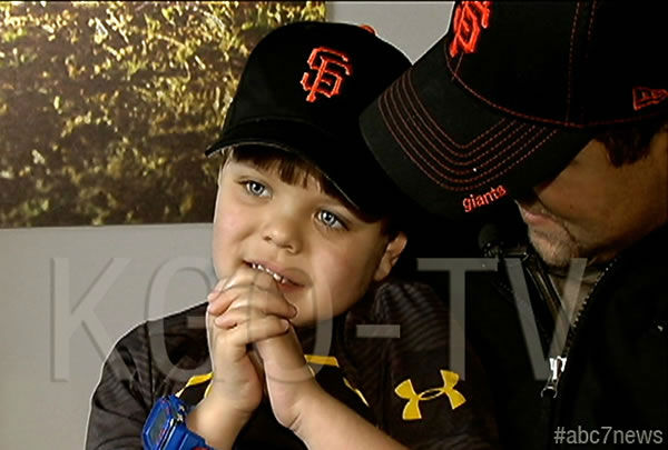 "<div class=""meta image-caption""><div class=""origin-logo origin-image ""><span></span></div><span class=""caption-text"">Batkid almost had another high-profile caper. Miles Scott was all set to appear on Sunday's Academy Awards show in Hollywood, but sometime between the Saturday rehearsal and the Sunday evening show, the segment was cut. (KGO Photo)</span></div>"