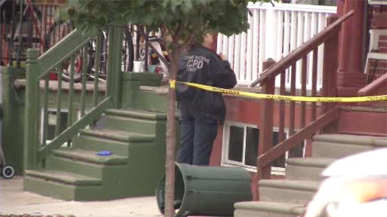 Police investigate double shooting in Camden